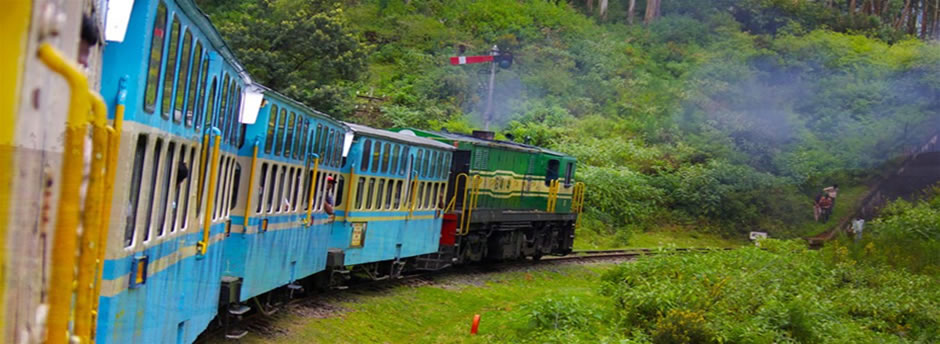 Ooty train photos