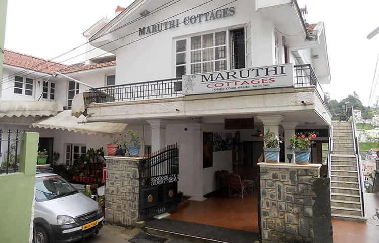 Maruti Sunrise Cottage