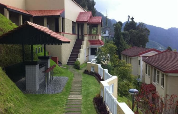 Four Star Hotels in Ooty