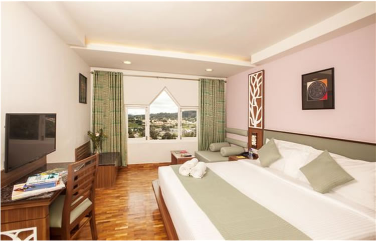 resorts in ooty with tariff