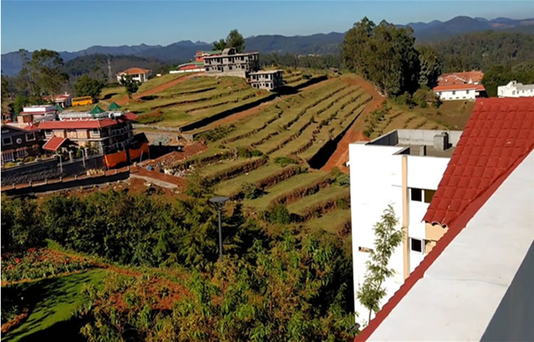 best resorts in ooty