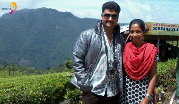 Mohammed Arif and Catherin Ooty Tour Packages from Vellore