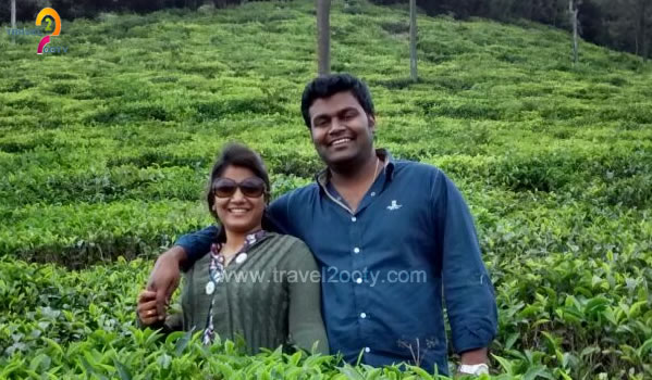 Bharath Ram & Abinaya Ooty Tour Packages from Chennai