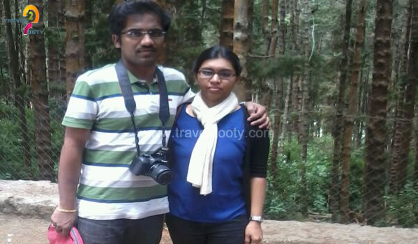 Ravisankar Balaji and Nagalakshmi Ooty Tour Packages from Madurai