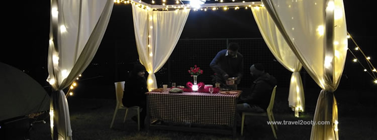 Valentines Day in ooty