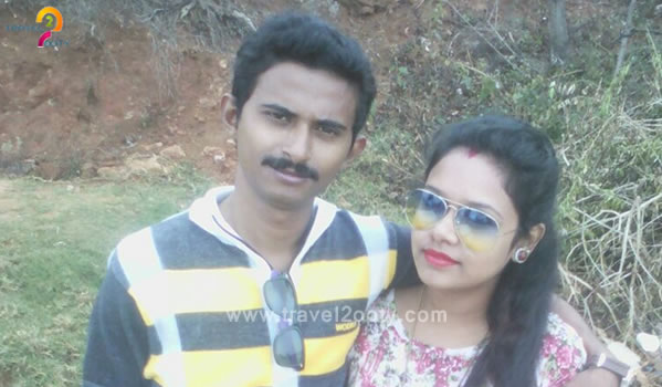 Anup & Shilpee  Ooty honeymoon packages from Bangalore