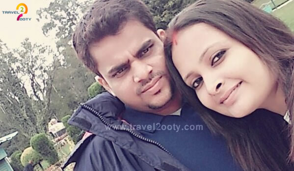 Ashish & Sneha Ooty honeymoon tour packages from Mumbai