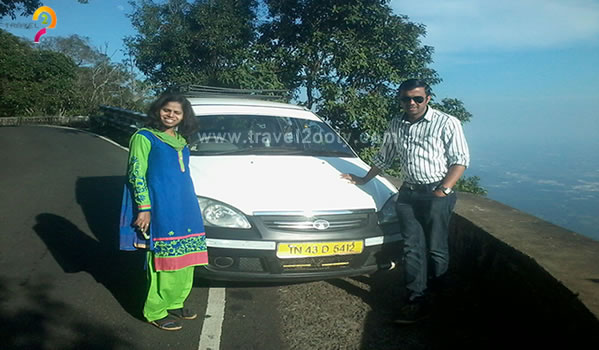 ashok & naga Lakshmi Ooty honeymoon tour packages from Telagana