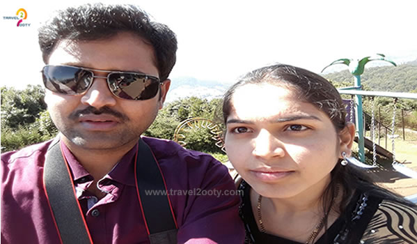 Bhasha & Basrin Ooty honeymoon packages from Hyderabad