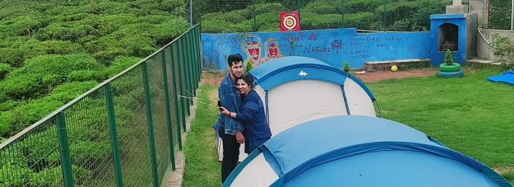 tent camping ooty