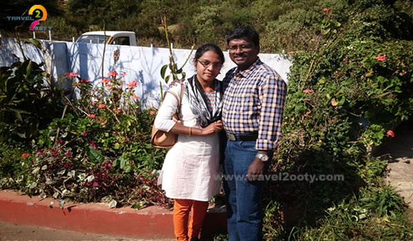 Damodar & family ooty tour packages from Chennai