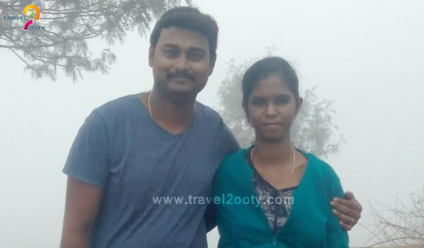 Derrick & Maria Ooty honeymoon packages from Trichy