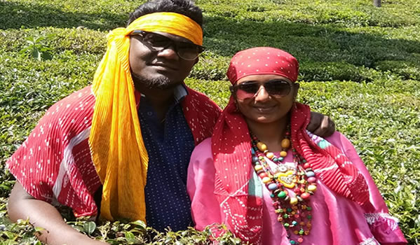 Dinesh & Rohini ooty honeymoon packages from chennai