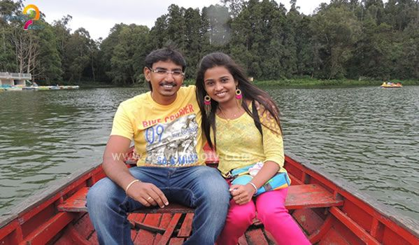 Edwin Daniel Raj & Mabel Edwin  Ooty honeymoon tour packages from Chennai
