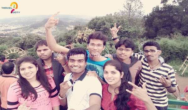 Friends tour from Bangalore to Ooty