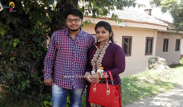 Shubham & Pragoti Ooty honeymoon packages from Hyderabad