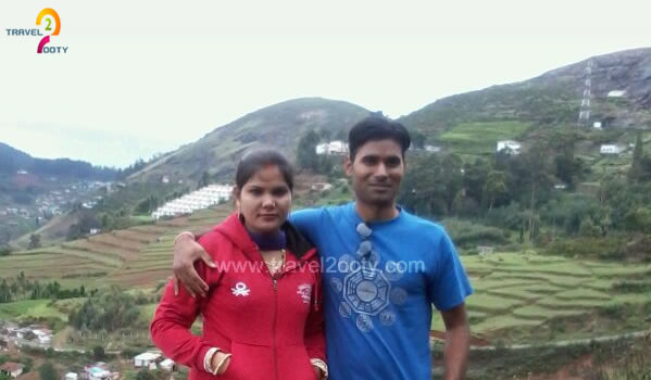 Avinash Rai & Priti Rai Ooty Tour Package from Hyderabad