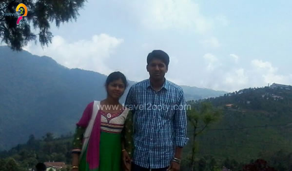 Praveen Kumar & keerthi Ooty Tour Package from Hyderabad