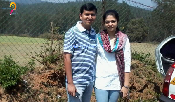 Dr. Shashidhara  & Dr. Soudamini Ooty Tour Package from Mangloore