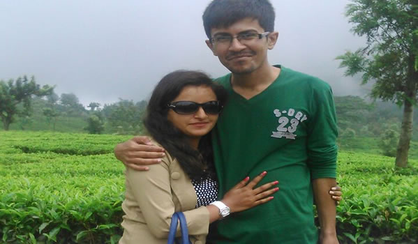 Harshit Acharya and Jyoti Acharya, Ooty Honeymoon Packages from  Kutch-Gujarat