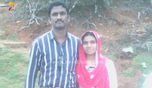 Ooty Honeymoon Abdul & Nushrath from Chennai
