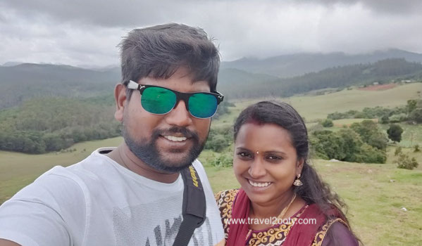 Vinoth ooty honeymoon packages from Chennai