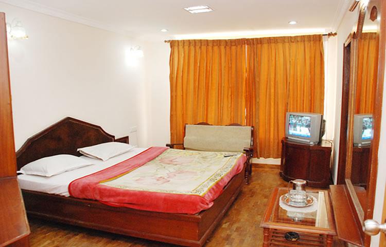 Hotel Gangothri Sunrise Deluxe Room