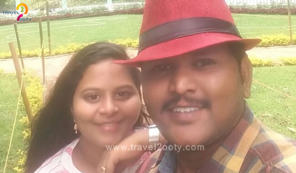 Jeremiah & Suma Ooty honeymoon packages from Andhra pradesh