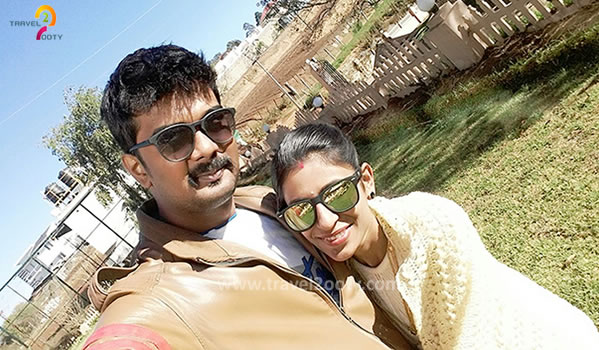 Karthik  & shilpa Ooty honeymoon packages from Bangalore