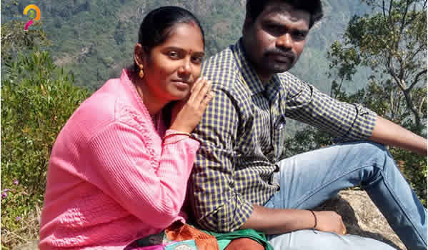 Karthikeyan & Bhuvana  Ooty honeymoon packages from Villupuram