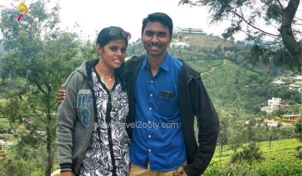 Lenin and Anupriya Ooty honeymoon packages from Chennai