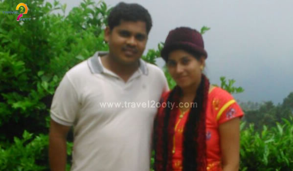Mahesh Patil & Shushmita Ooty Honeymoon Tour Packages from bangalore
