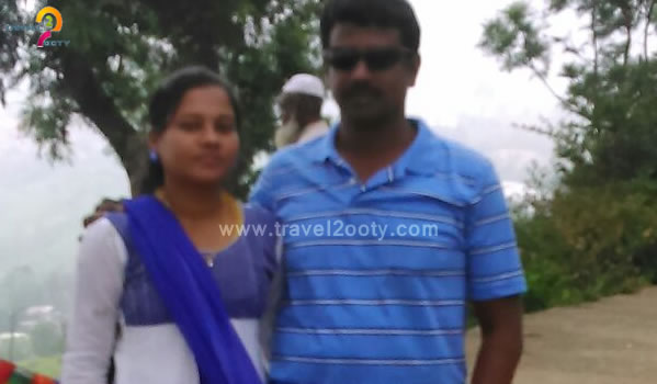mohan family, Ooty Honeymoon Packages from chennai