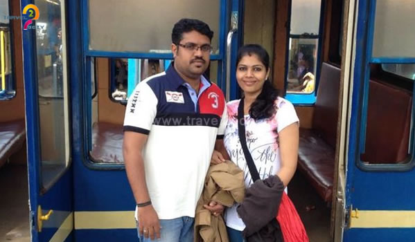 Nikesh & Sabina  Ooty honeymoon tour packages from Bangalore