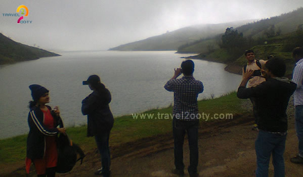 Ooty friends group package