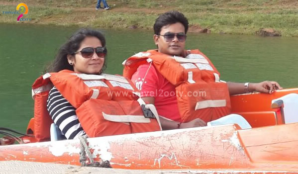 Hemant & Nimmi Ooty honeymoon tour packages from Navi Mumbai