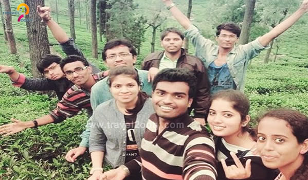 Tour with friends in Ooty