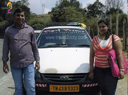 ooty taxi