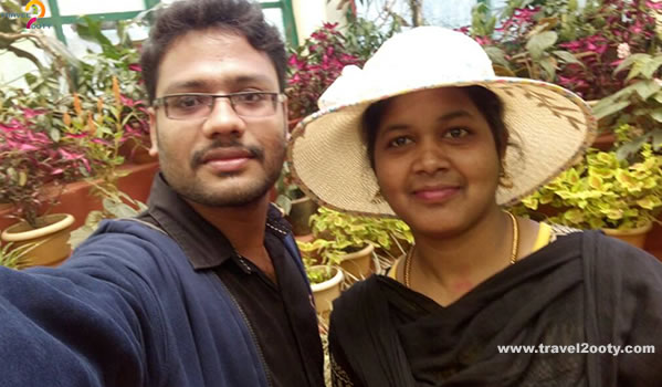Prakash & Nandhni Ooty honeymoon packages from Chennai