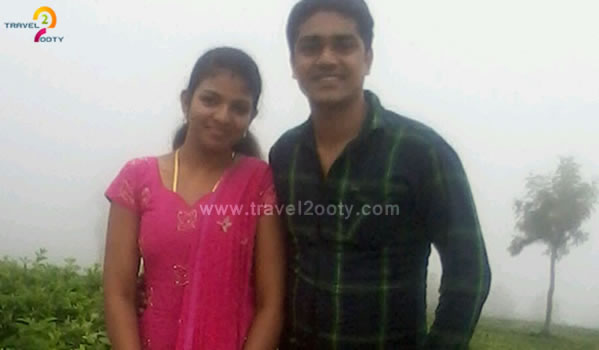 Prasoon & Prabitha Ooty Tour Packages from Thalassery Kannur district Kerala