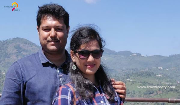 Praveen ooty honeymoon packages from Mysore
