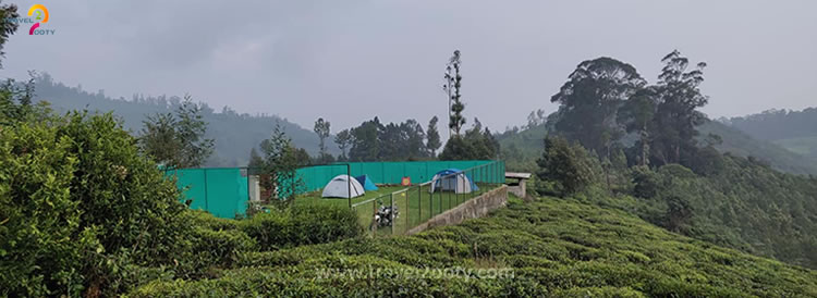 private Camping in Ooty