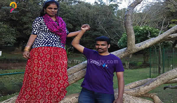Rajesh & Vanitha, Ooty Honeymoon Packages from Ayanavaram Chennai
