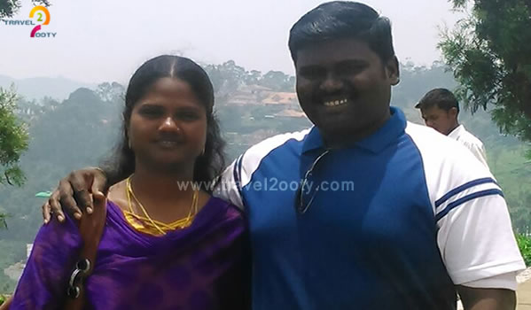 Ramesh & Manjula, Ooty Honeymoon Packages from Virudhunagar