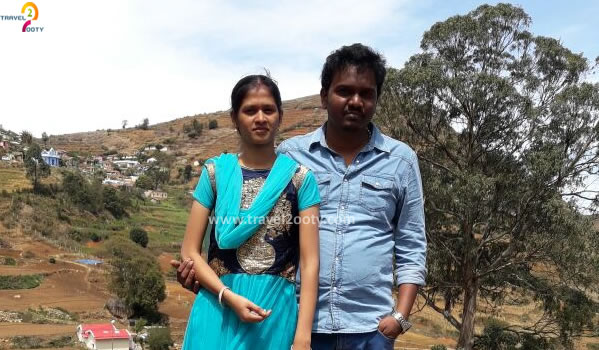 Selva & Ranjani Ooty honeymoon packages from Thiruvarur
