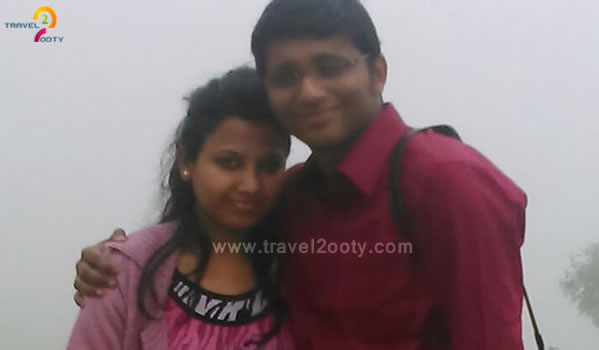 Soumik Roy & Kaushani Dey, Ooty Tour Packages from Kolkata