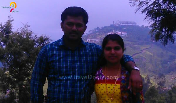 Sreejith & Nima Ooty Honeymoon Tour Packages from Kannur