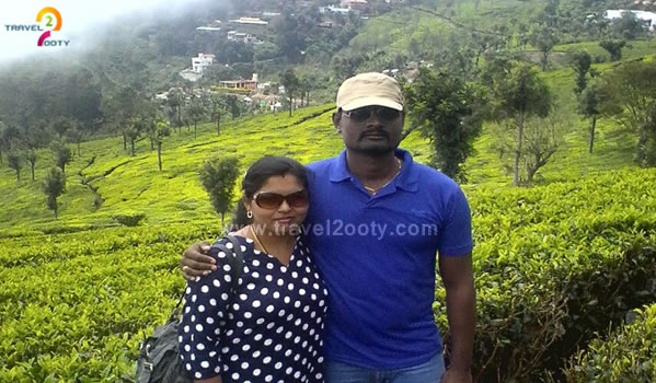 Subramania Dass & Priyanka, Ooty Tour Packages from Dombivali-Thane - Maharashtra