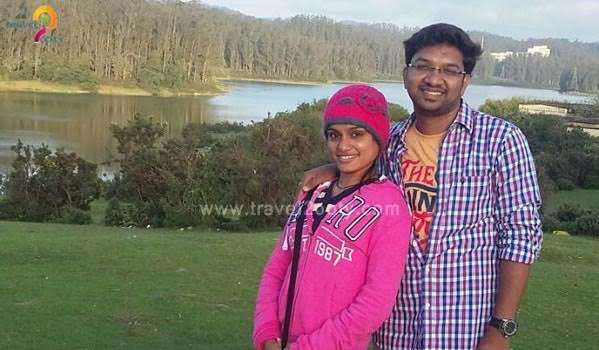 Suresh & Ganga  Ooty honeymoon tour packages from Hyderabad