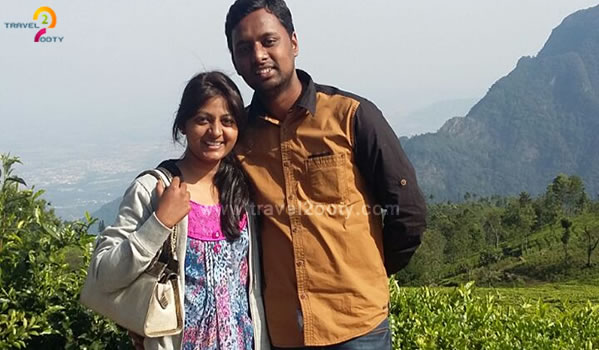 Swapnil Salaskar & Amruta Kawade, Ooty Honeymoon Packages from Pune